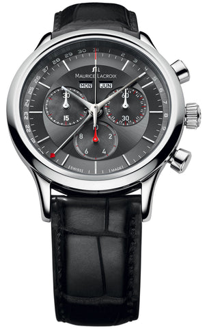Maurice Lacroix Watch Les Classiques Day Date Month Chrono