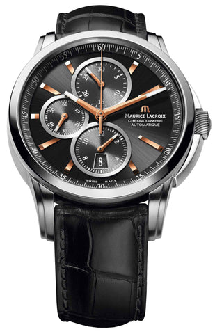 Maurice Lacroix Watch Pontos Chrono 3 Counters