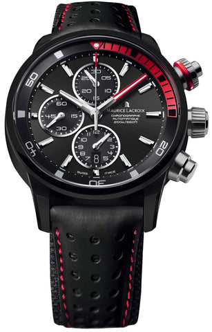 Maurice Lacroix Watch Pontos S Extreme Fisker  Mens Limited Edition