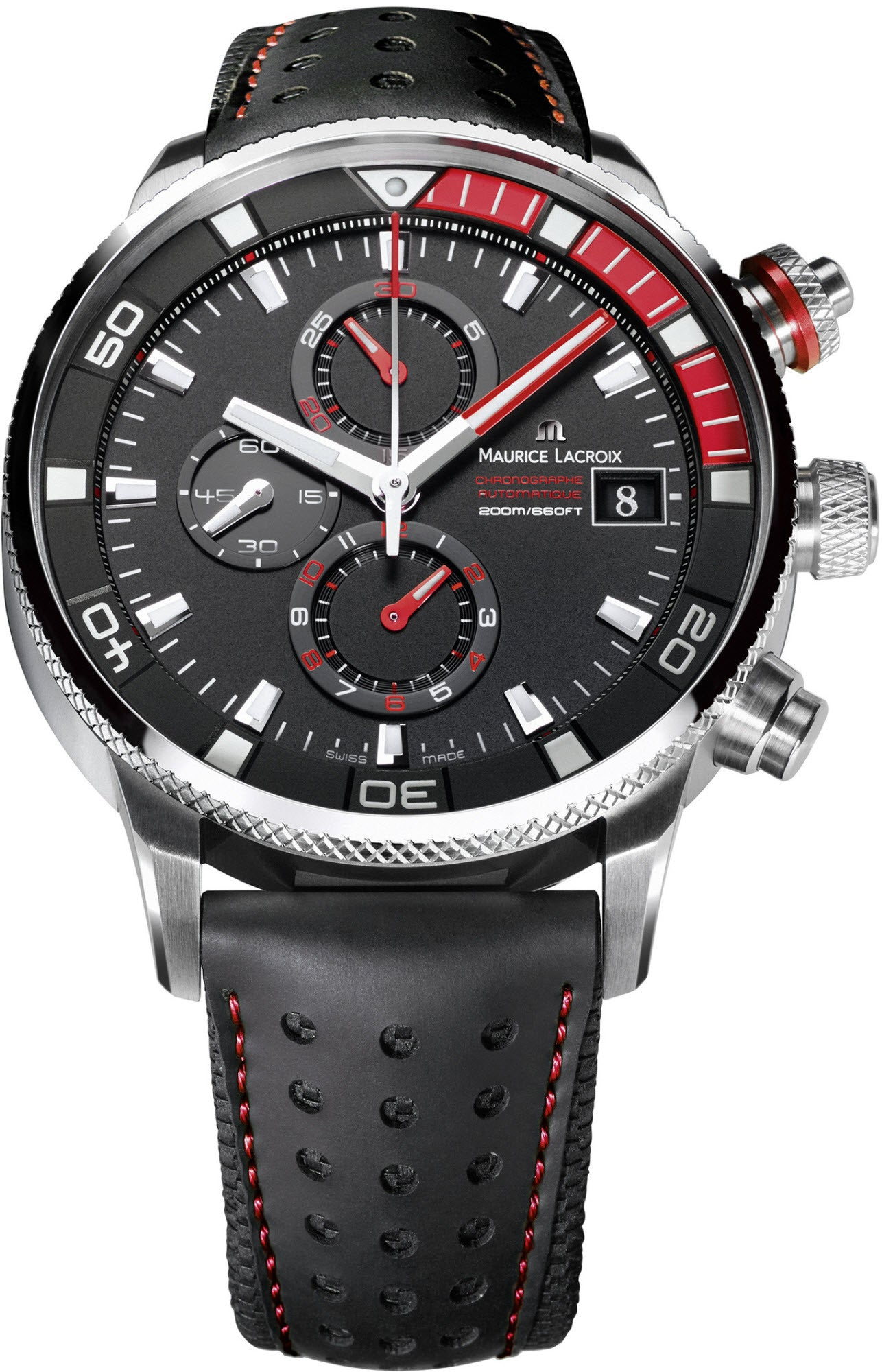 Maurice Lacroix Watch Pontos S Supercharged