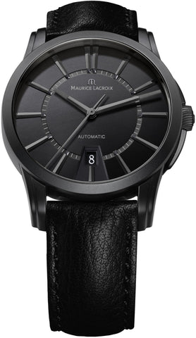 Maurice Lacroix Watch Pontos Date Mens S