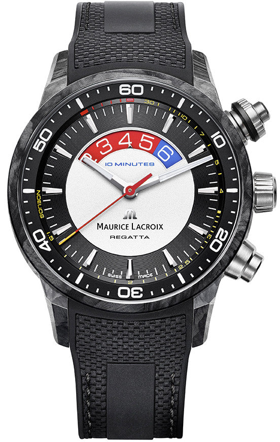 Maurice Lacroix Watch Pontos Regatta Limited Edition