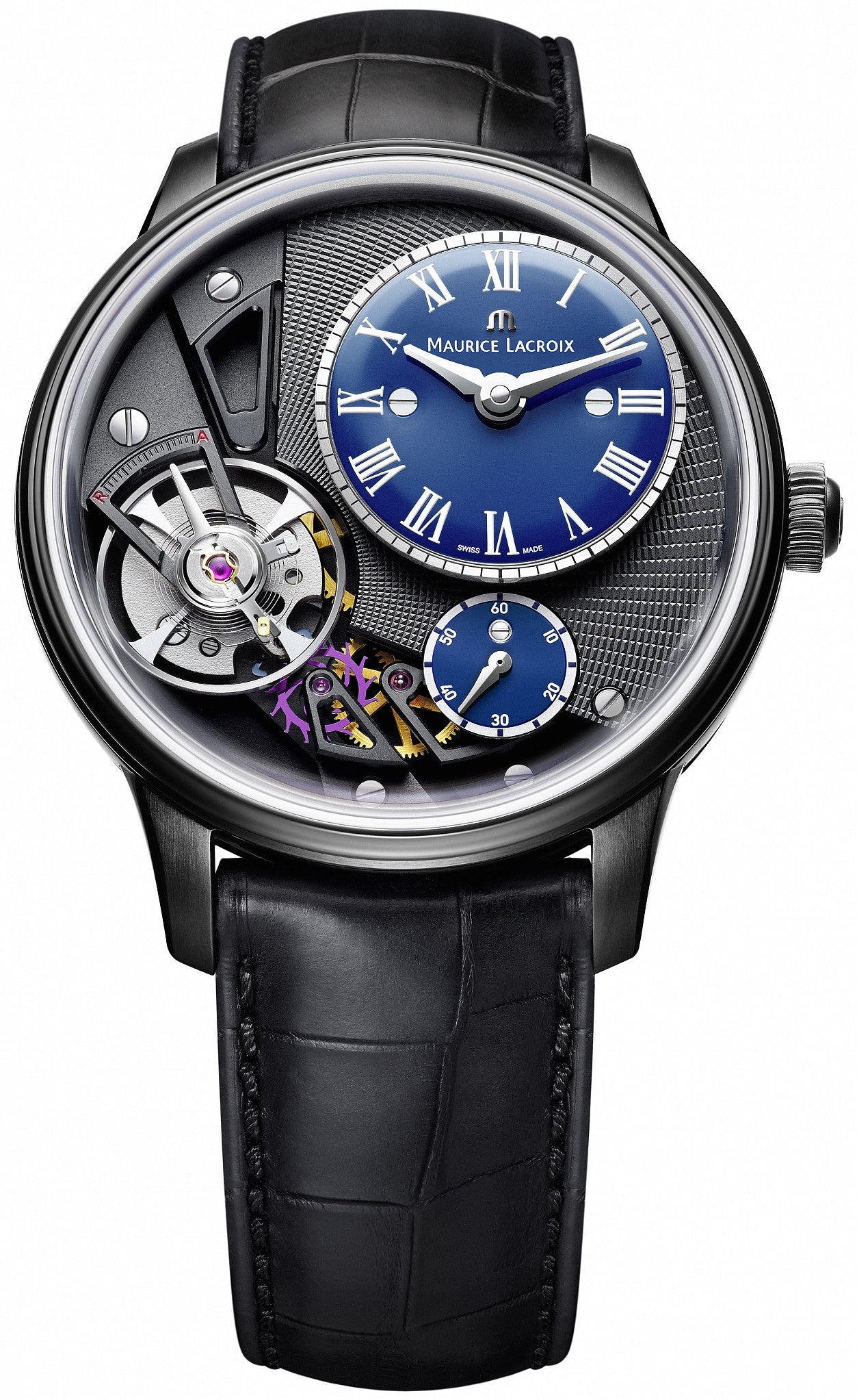 Maurice Lacroix Watch Masterpiece Gravity