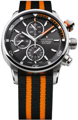 Maurice Lacroix Watch Pontos S Orange Mens