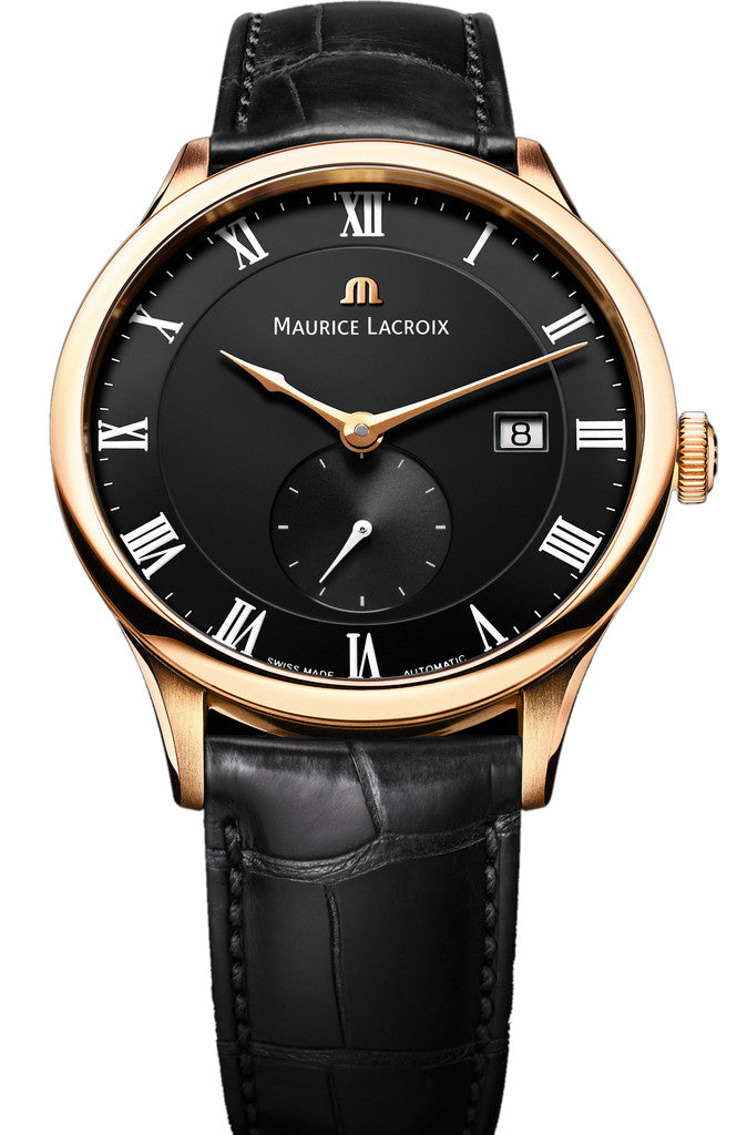 Maurice Lacroix Small Second Gold D