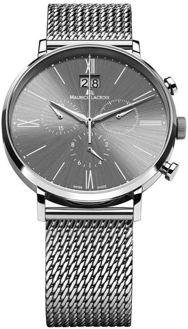Maurice Lacroix Watch Eliros Gents Chronograph D