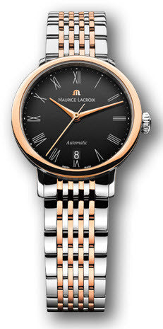 Maurice Lacroix Watch Les Classiques Round Ladies Date Tradition