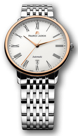 Maurice Lacroix Watch Les Classiques Tradition Round Date Mens