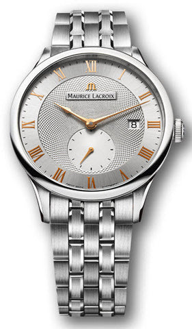 Maurice Lacroix Masterpiece Tradition Small Second D