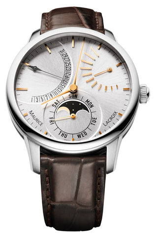 Maurice Lacroix Watch Lune Retrograde
