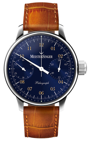 MeisterSinger Watch Paleograph