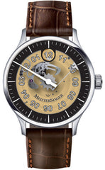 MeisterSinger Watch Salthora Limited Edition