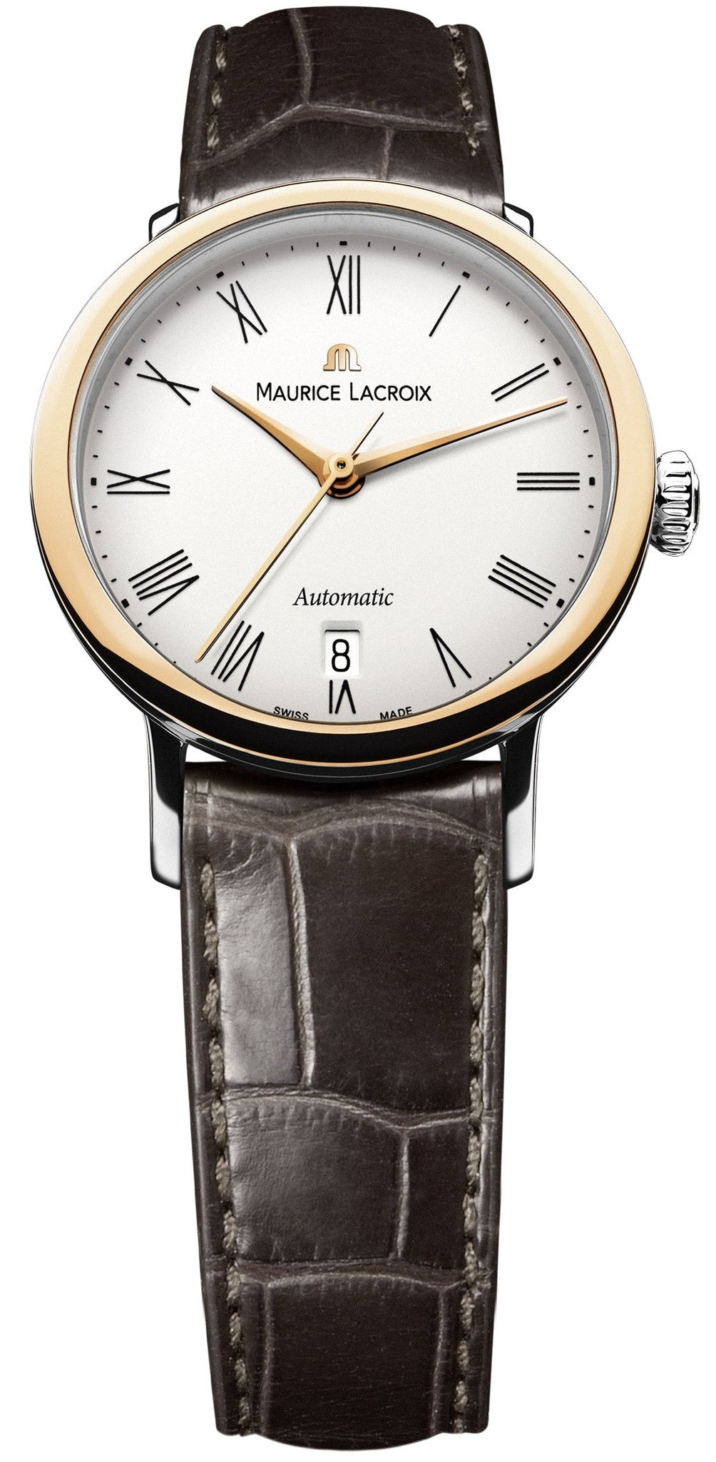 Maurice Lacroix Watch Les Classiques Tradition Round Date Ladies