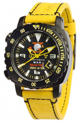 Memphis Belle Watch Super Professional Yellow