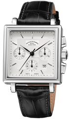 Muhle Glashutte Watch Teutonia II Quadrant Chronograph