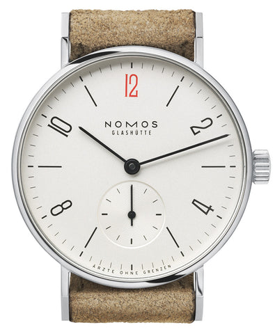 Nomos Glashutte Watch Tangente 33 Doctors Without Borders Limited Edition