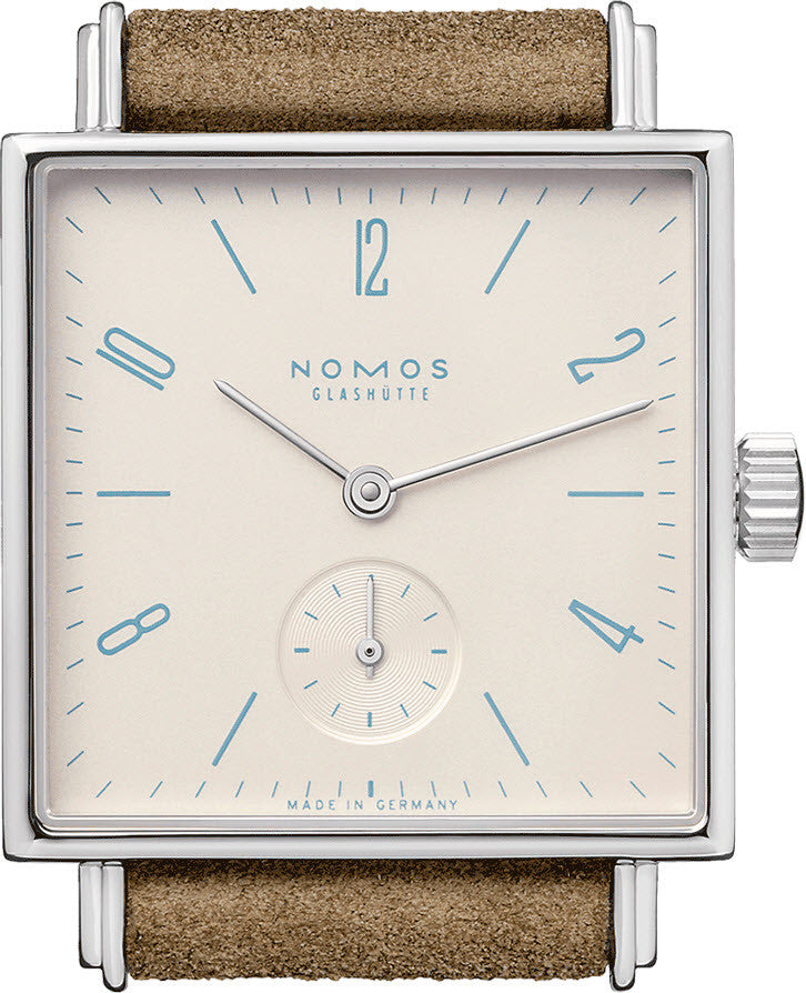 Nomos Glashutte Watch Tetra White