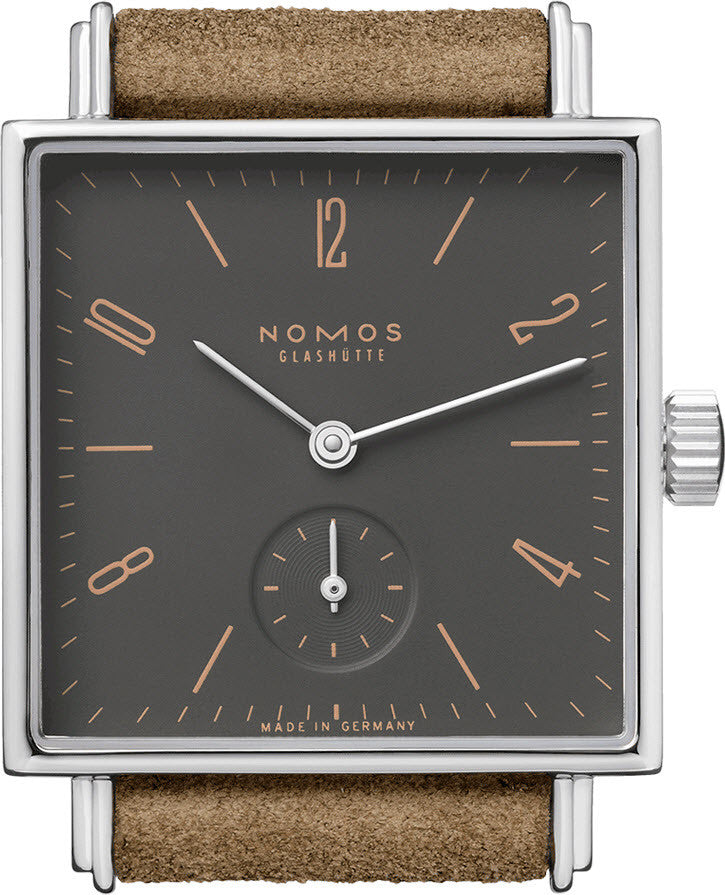 Nomos Glashutte Watch Tetra Zartbitter