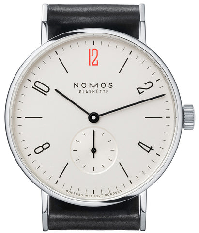 Nomos Glashutte Watch Tangente 35 Doctors Without Borders Limited Edition