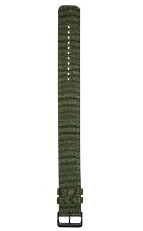 Dietrich Strap Nylon Straight Green