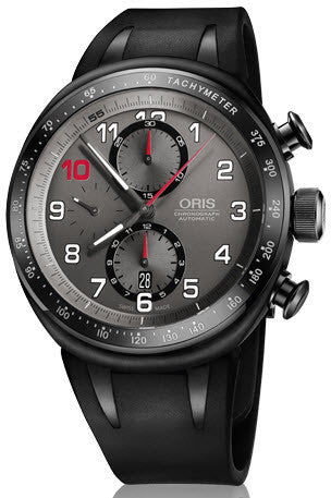 Oris Watch TT3 Darryl O'Young Rubber Limited Edition D