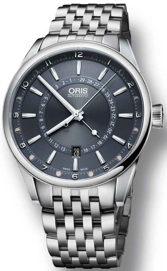 Oris Watch Tycho Brahe Pointer Moon Bracelet Limited Edition