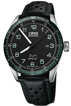 Oris Watch Calobra Leather Limited Edition II D