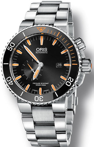 Oris Watch Aquis Carlos Coste Limited Edition IV Bracelet