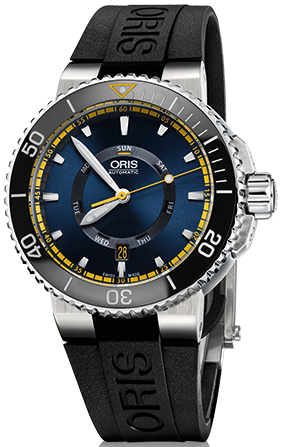 Oris Watch Aquis Great Barrier Reef Limited Edition  Set