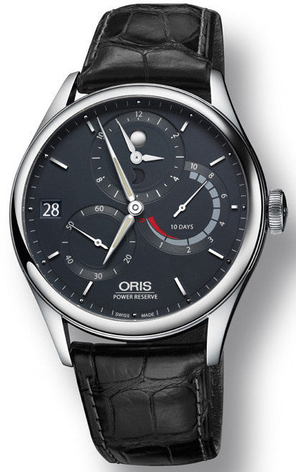 Oris Watch Artelier GMT Leather Coco Set Pre-Order