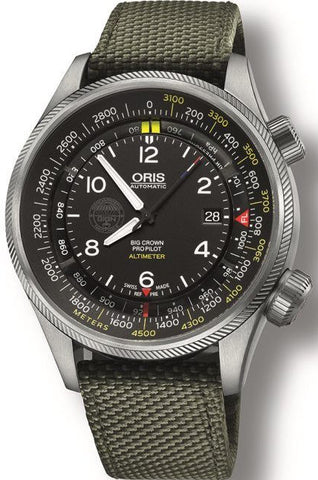 Oris Watch GIGN Limited Edition