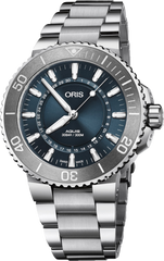 Oris Watch Aquis Source of Life Bracelet Limited Edition Pre-Order