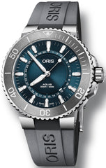 Oris Watch Aquis Source of Life Rubber Limited Edition