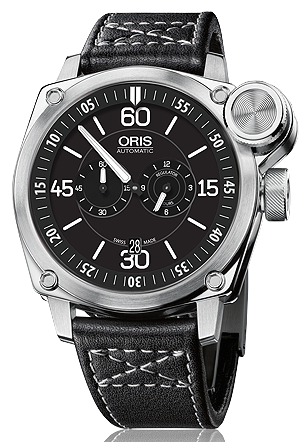 Oris BC4 Der Meisterflieger Leather D
