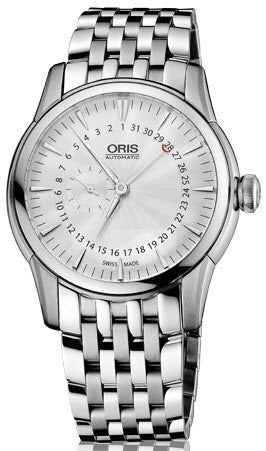 Oris Watch Artelier Small Second Pointer Date Bracelet