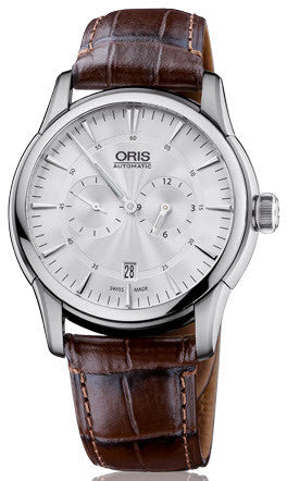 Oris Watch Artelier Regulateur Leather D