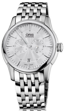 Oris Watch Artelier Regulateur Bracelet D