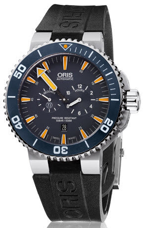Oris Tubbataha Limited Edition Rubber D