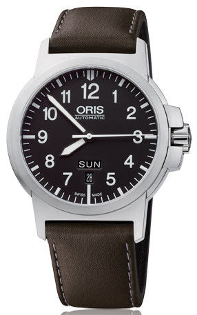 Oris Watch BC3 Advanced Day Date Leather