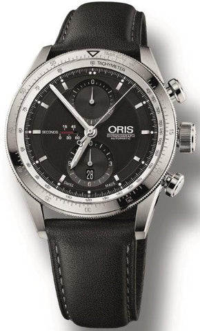 Oris Watch Artix GT Chronograph Leather D