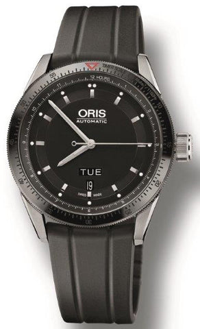 Oris Watch Artix GT Day Date Caoutchouc D