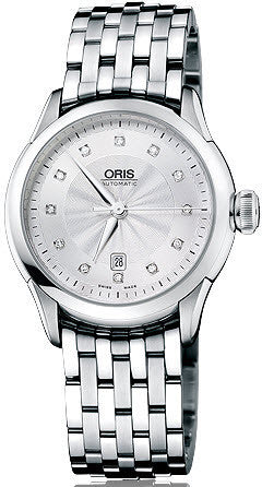 Oris Artelier Date Diamonds D