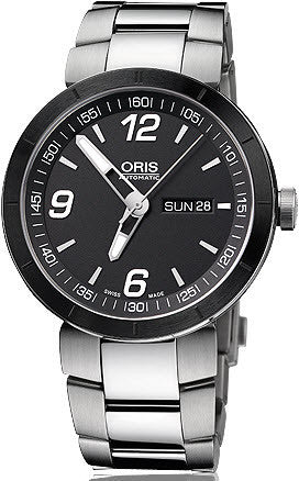 Oris Watch TT1 Day Date Bracelet D