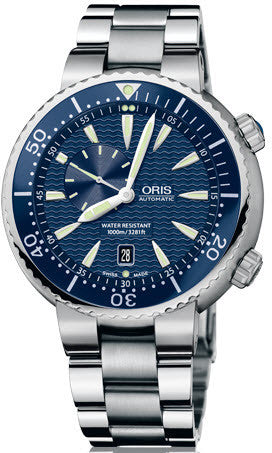 Oris Divers Small Second Date D