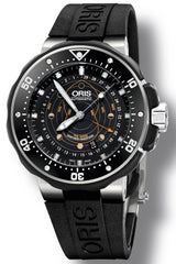 Oris Watch ProDiver Pointer Moon Northern Hemisphere Rubber