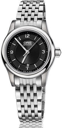 Oris Watch Classic Lady Date Bracelet