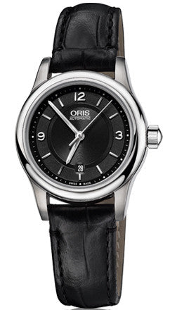 Oris Classic Lady Date Leather