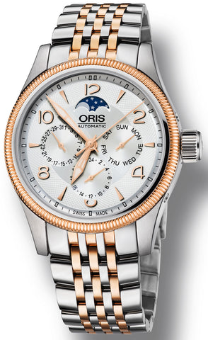 Oris Watch Big Crown Complication Bracelet