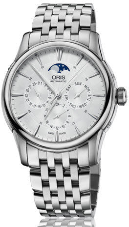 Oris Watch Artelier Complication Bracelet D