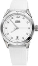 Oris Watch Artix GT Date White Rubber 01 733 7671 4191-07 4 18 30FC